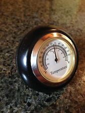 THERMOMETER BAKELITE SHIFT KNOB ART DECO VINTAGE STYLE HARLEY INDIAN BOBBER SCTA