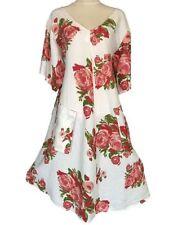Kurzarm Damenkleider mit eckigem Ausschnitt