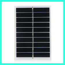 6V Solar Panel 0.9 Watts DIY Solar Battery Charger 150mA DC Output Fast Shipping