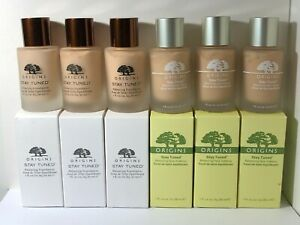 Origins Stay Tuned Balancing Face Makeup Full Size 1 oz/30ml ~CHOOSE YOUR COLOR~