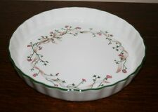 "Johnson Bros Eternal Beau 9"" Flan Dish"
