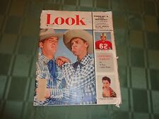LOOK Magazine December 16 1952 Issue Martin & Lewis A Meal Ticket DEAL!