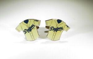 Los Angeles Dodgers Jersey Cufflinks 2007