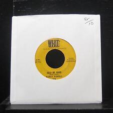 "Bobby Powell - I'm Gonna Leave You 7"" VG TM 1638 Whit 1966 USA Vinyl 45"