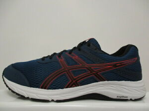 Asics Gel Contend 6 Men's Running Trainers UK 10 US 11 EUR 45 CM 28.5 REF 7362