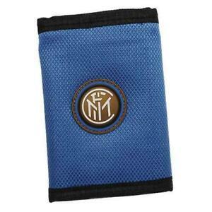 Portafoglio Inter Logo Ufficiale a strappo 3 ante