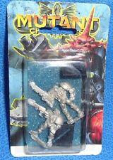 Mutant Chronicles Cybertronic Doomtroopers NIB OOP Metal (Warzone)