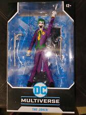 "McFarland Toys DC Multiverse Rebirth The Joker 7"" Action Figure"