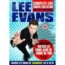 Lee Evans - Complete Live Comedy Collection 1994 to 2008
