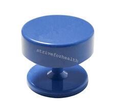 New Magnetic Dental Lab Bur Burs Holder Stand Dental Equipment Tool Blue