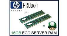 16GB (2x8 GB) ECC RAM MEMORIA HP ProLiant bl620c G7, BL680c G7 & BL685c server G7