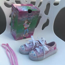 Sketchers Twinkle Toes Uk Size 4.5 Worn Once