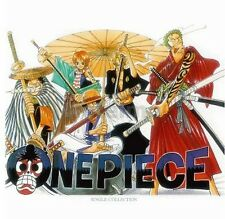New 0203 One Piece Single Collection Original Soundtrack CD Music OST MICA