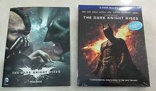 Brand New The Dark Knight Rises (2 Disc Blu-Ray, Bluray) + Comic