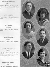 1923 New Albany IN High School Yearbook~Photos~History~Sports~Teenagers~Ads~++++