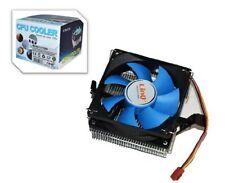 DISSIPATORE CON VENTOLA CPU SOCKET SKT 775 1155 754 939 AM2 AM3 AM2+ INTEL AMD