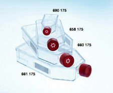 *Sterile* Greiner Tissue Culture Flasks T-25 w/Filter Caps 200/CS