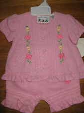 NWT 0-6m ADORABLE BABY GIRL SUMMER OUTFIT