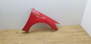 FORD MONDEO MK4 '07-10 FRONT RIGHT DRIVER SIDE WING IN RED  C6