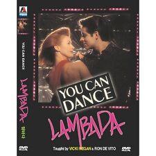 You can dance : LAMBADA (DVD,All,New) Vicki Regan, Ron De Vito