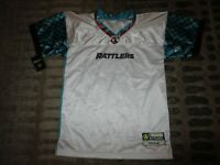 Arizona Rattlers AFL Arena Football League Football Jersey Youth M 10-12 NEW