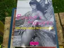 BUNNY'S HONEYS BUNNY YEAGER QUEEN OF PIN-UP PHOTOGRAPHY NEUF Français / Anglais