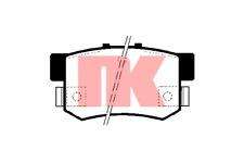 Bremsbelagsatz Scheibenbremse - NK 229980