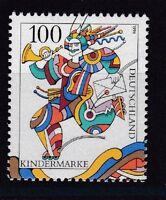 BRD 1996 postfrisch MiNr. 1853   Einzelmarke aus MiNr. Block 35 Für uns Kinder