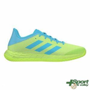 Scarpa volley Adidas Adizero Fast Court Low Unisex - FU8385
