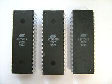 AMTEL AT27C010-70PC AT27C010 IC 32Pin Integrated Circuit- Lot of 3 Pcs / NEW!