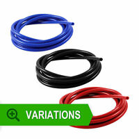 Silicon/Silicone Vacuum Hose Tubing - Blue - Red - Black - water,air tube hose