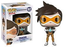 Tracer Vinyl TV, Movie & Video Game Action Figures
