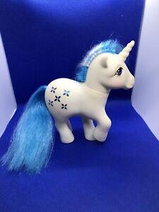 My Little Pony G1 Majesty Violet/Purple Eye Version 1983 MLP