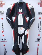 Clover X3 Two Piece Race suit with hump uk 38 euro 48
