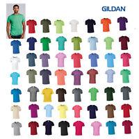 Gildan Softstyle Ringspun T-Shirt 64000 - Unisex Short Sleeve Cotton Tee