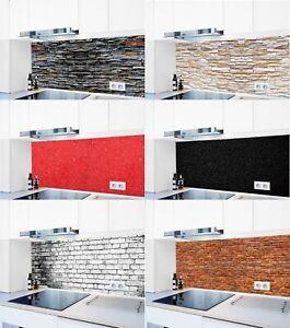 Küchenrückwand Expressversand Alu glänzend 1000 Motive Wandschutz Bad Dusche