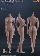 TBLeague 1/6 Scale Super-Flexible Female Seamless Body Big Bust Suntan S12D