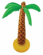 6ft INFLATABLE PALM TREE Blow Up Summer Hawaiian Pool Beach Party Decorations UK