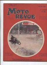 Moto Revue N°585  ;  26 mai  1934  : le Bol d'Or 1934