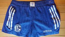 FC Schalke 04 Trikot Shorts Hose 1996/97 Eurofighter Kärcher 152 adidas Kinder