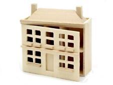 Legno Grezzo Casa Delle Bambole Per A Miniatura per Grezzo Vivaio Giocattolo