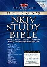Nelson's Study Bible: New King James Version