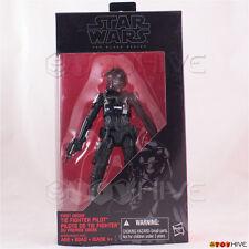 "Star Wars The Force Awakens Black Series - First Order TIE Pilot #11 6"" figure"