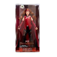 Disney - Marvel - WandaVision - Scarlet Witch - Puppe - Sonderedition