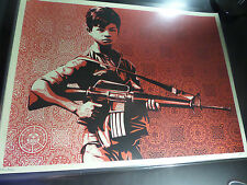 Shepard Fairey - Duality of Humanity 4 - Obey Giant - S/N - 2008 - DOH4