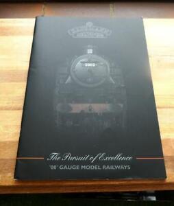 BACHMANN RAILWAYS CATALOGUE WITH PRICE LIST 2002 EX CON