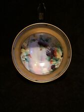 Pickard Hand Painted Footed Bowl