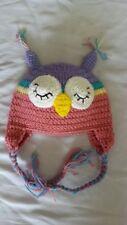 Crochet hats for baby Owl