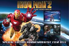 Iron Man 2 Special Edition Commemorative FILM CELL (Xbox 360/One/X/PS3/Wii/U)
