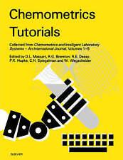 Chemometrics Tutorials: Collected from Chemometrics and Intelligent Laboratory